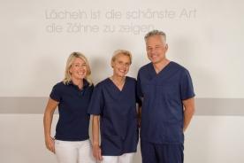 Zahnärzte-Team